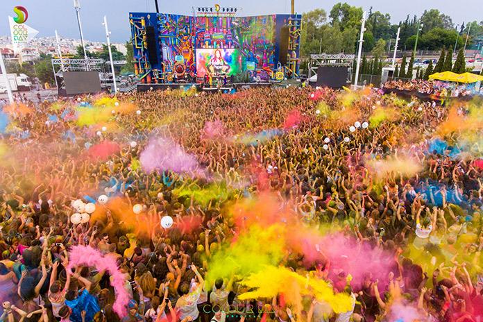 Colour Day Festival 2017 at OAKA