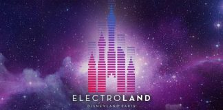 Electroland at Walt Disney Studios
