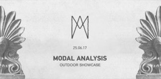 Modal Analysis outdoor party at Astron bar