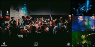Deep Phase: Danniel Selfmade + Mehmet Ozbek + Mikee + Dio Jr. at Steam (Athens) 17 November 2017
