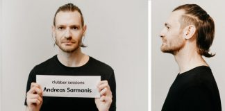 clubber session 004: Andreas Sarmanis