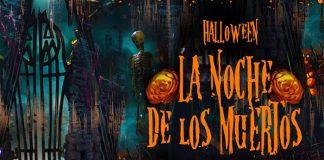 Halloween party - La Noche de los Muertos