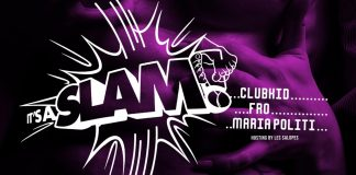 Slam! πάρτι στο Six DOGS