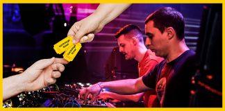 Προσκλήσεις για το Acid and Rave πάρτι με τους 999999999