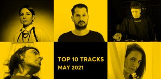 Anne, BMSK, Nick Jojo, Echoflex και K.atou προτείνουν το Top 10 Μαίου