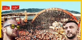 Adam Beyer και Marco Faraone στο 7ήμερο φεστιβάλ του Amnesia Ibiza