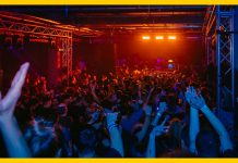 Techno party στο Ωδείο Αθηνών